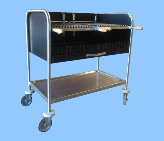 Muebles de acero inoxidable a medida de acero inoxidable - Muebles a medida sevilla ...