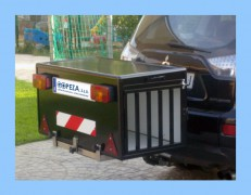Caja de transporte modelo GOPEZA