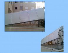 Capota edificio modelo CAPOHI