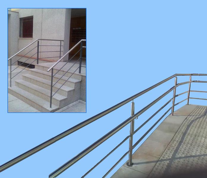 Modelos de escaleras exteriores simple escaleras caracol for Modelos escaleras exteriores