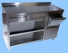 Mesa modelo CAFEINOX