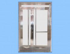 Puerta de edificio modelo INOXCRIS