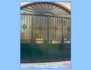 Puerta de garaje modelo MOSFI