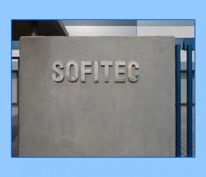 Rótulo modelo SOFITEC